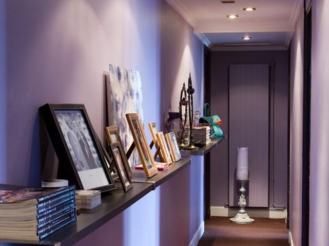 gris parme peinture latest decoration chambre parme et gris daccoration peinture poitiers cuir. Black Bedroom Furniture Sets. Home Design Ideas