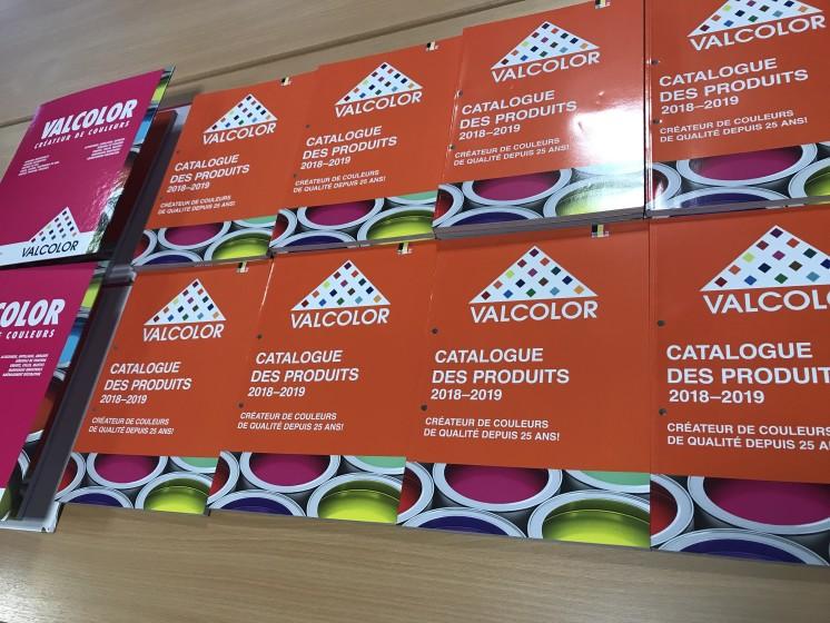 Notre nouveau catalogue des produits est arrivé !
